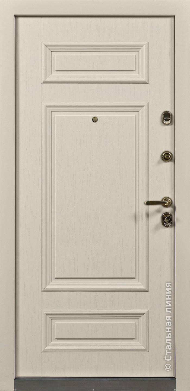 Входная дверь Сюита (Suite) - Стальная линия