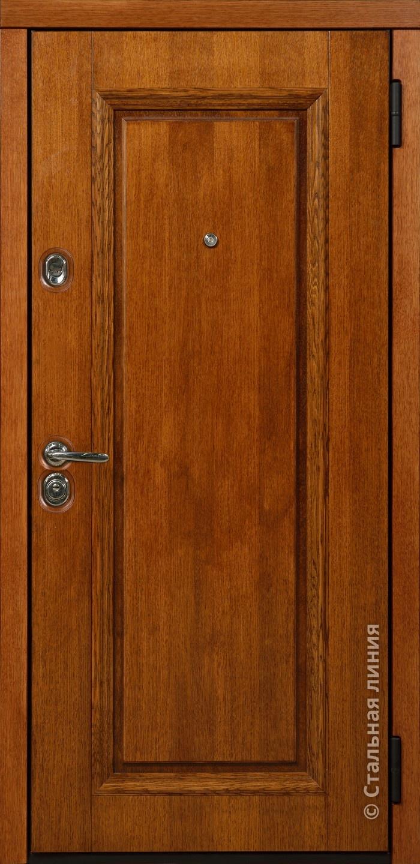 Входная дверь Баллада (Ballad) - Стальная линия