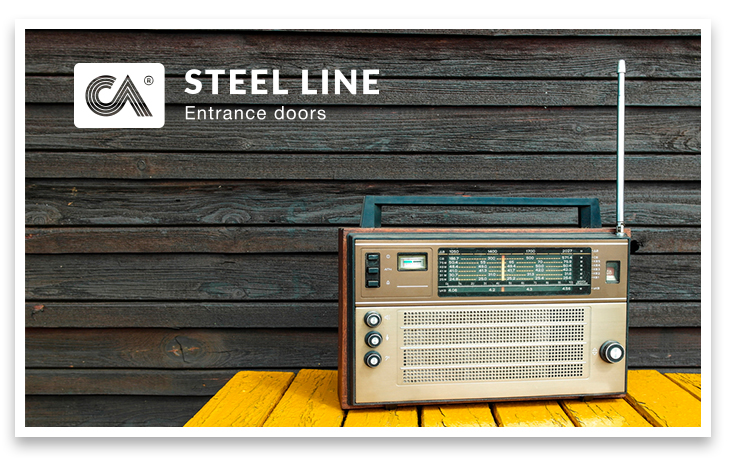 Configure in to 107.4 FM wave and win prizes from Steel line company.
